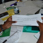 Orientation Workshop on Results Based M&E & Knowledge Management & Comms for Tilitonse Foundation's Grant Partners
