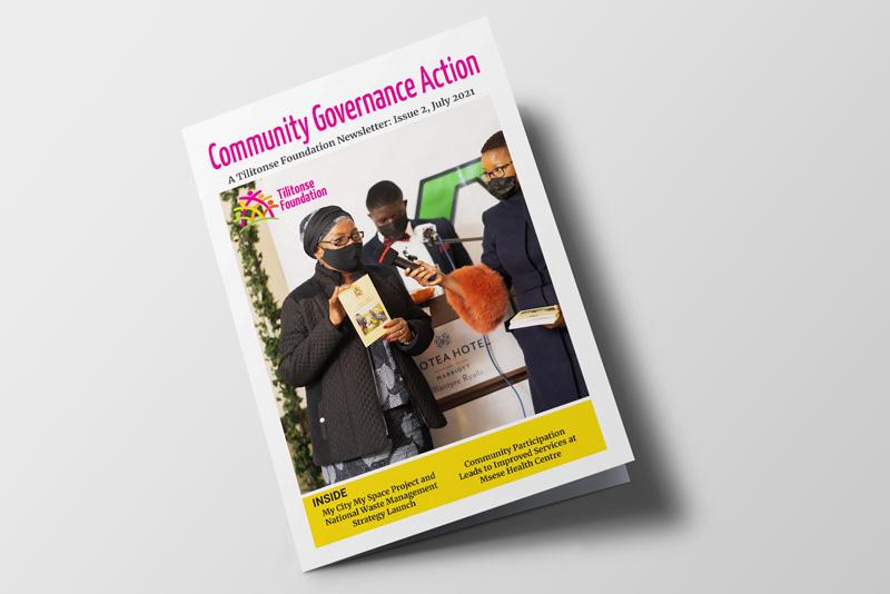 Tilitonse Community Action newsletter